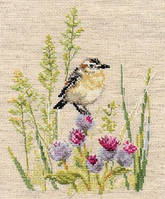 Набор для вышивки крестом Алиса 1-26 Луговой Чекан