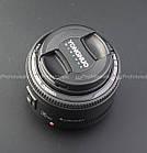Объектив Yongnuo 35mm f/2 для Canon, фото 2
