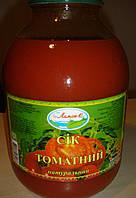 """Сок томатный СКО 3л ТМ """"Лиман-С"""""""