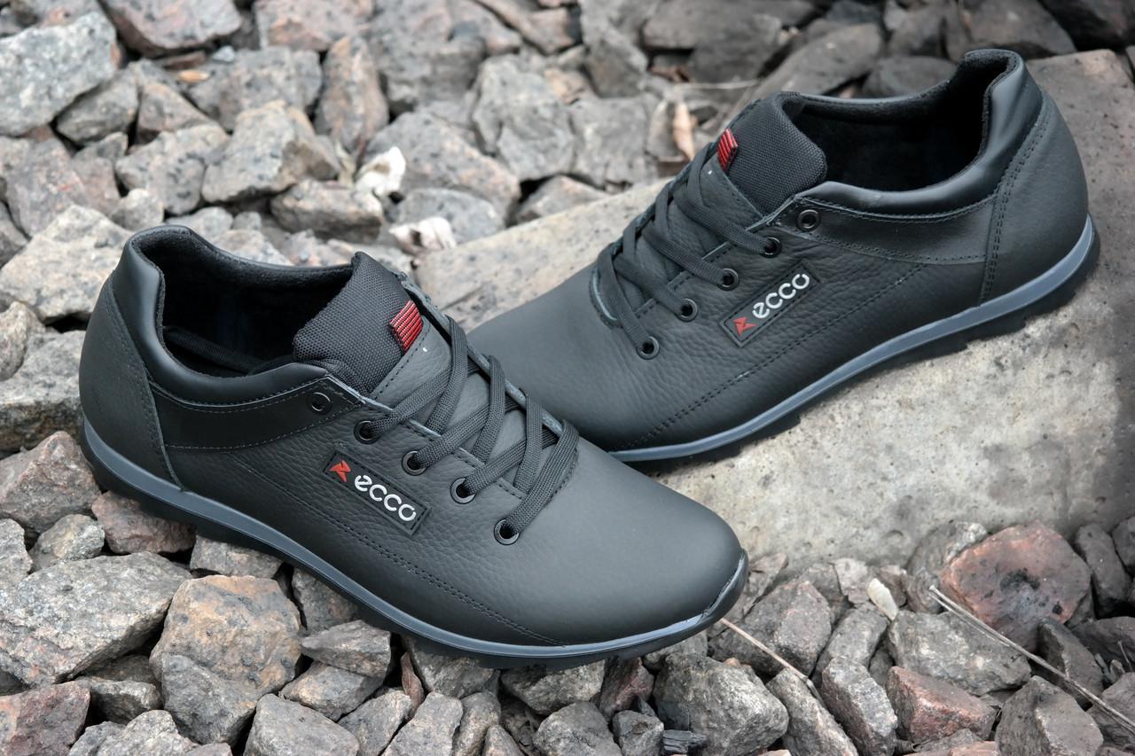 6e573dd1c Мужские кожаные туфли кроссовки Экко ECCO biom обувь для повседневной носки  - Магазин обуви