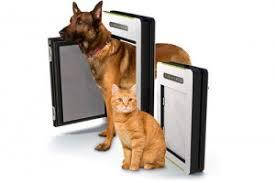 Двери для животных