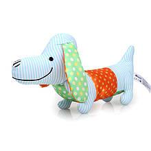 Мягкая музыкальная игрушка Пес BBSKY