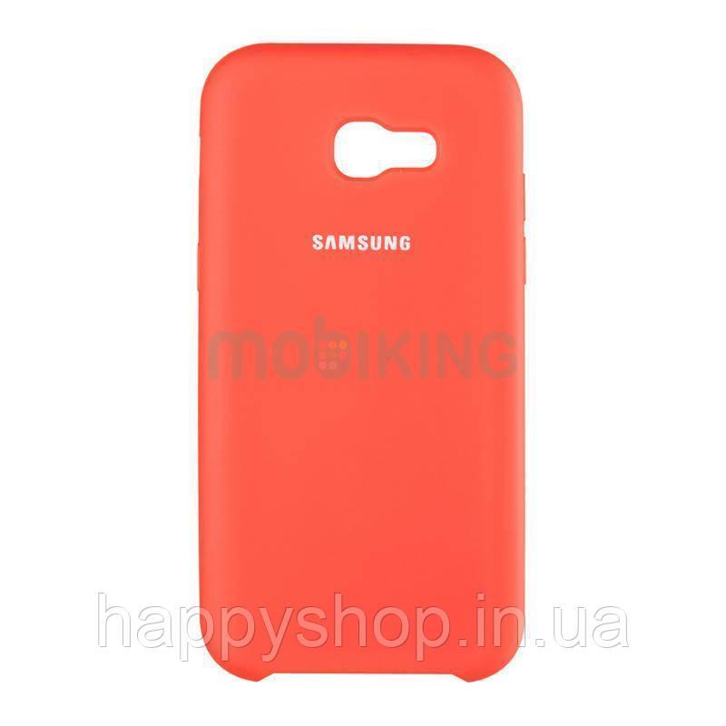 Оригинальный чехол Soft touch для Samsung Galaxy J6 Plus 2018 (J610) Red