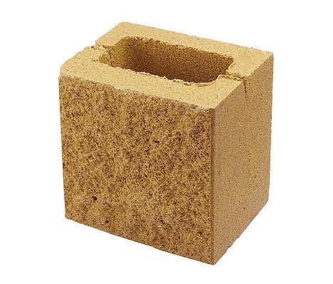 Блок заборный декоративный Силта Брик 390*190*140