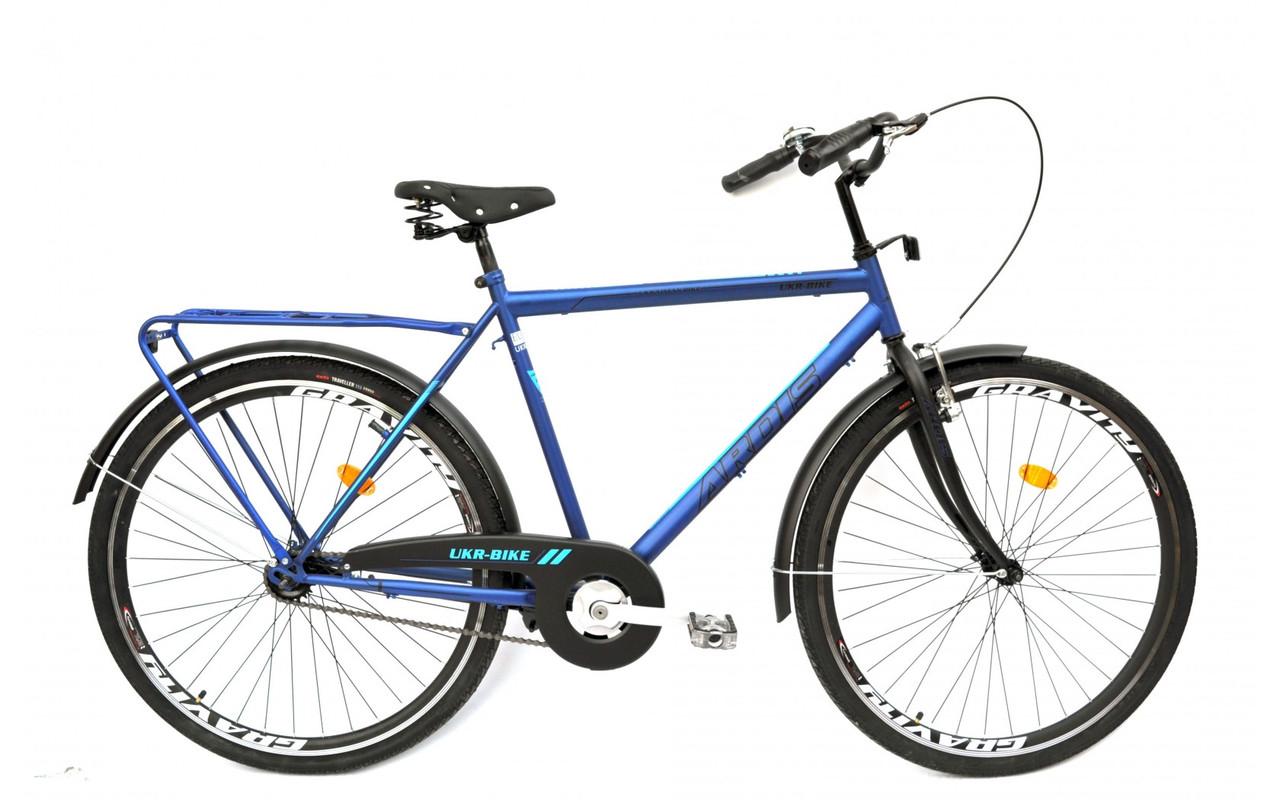 """Городской велосипед ARDIS UKR-BIKE 28"""" Синий"""