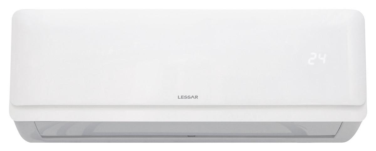 Кондиціонер LESSAR LS/LU-HE24KLA2A, настінна спліт-система DC Invertor
