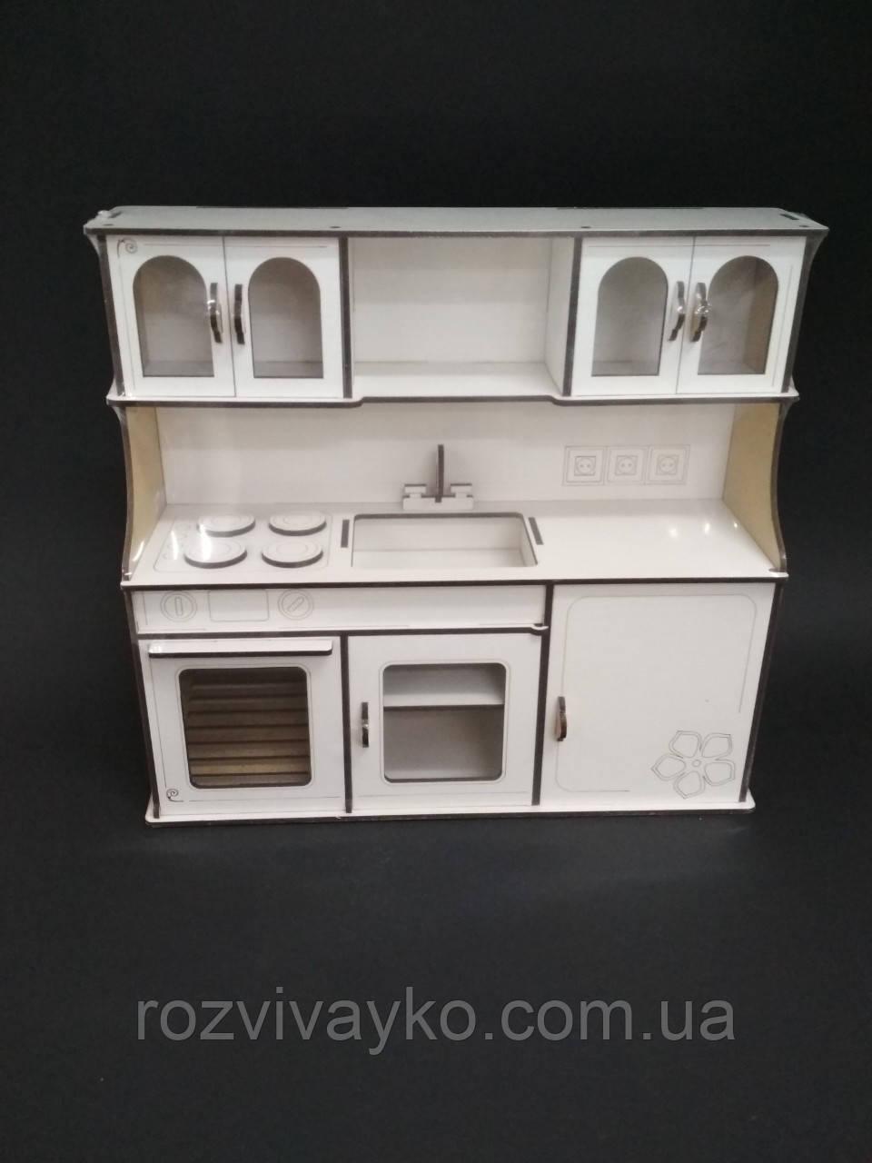 Кухонный гарнитур (кухня) для барби