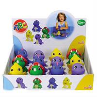 """Игрушка для ванны Dickie """"Динозаврик"""" 401 5247, 4 вида (401 5247)"""