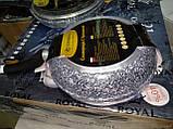 Сковорода гранитная с крышкой EDENBERG EB-9167 (26 см, 2.6 л), фото 4