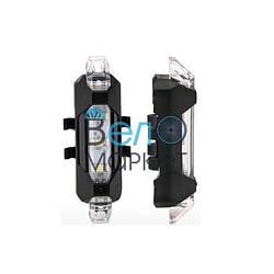 Мигалка велосипедна передня RAPID X (Білий світ) USB (ЮСБ)
