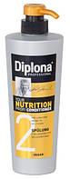 DIPLONA PROFESSIONAL Кондиціонер для довгого та посіченого волосся, 600мл, шт