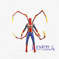 Diamond Select Marvel Select Iron Spider, костюм Железный паук, Залізний Павук, Людина павук, фото 1