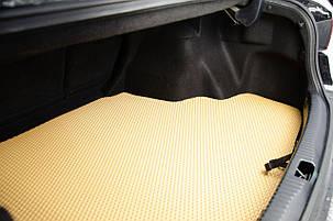 Автоковрики для Audi A4 B7 (2004-2007) багажник/Sedan eva коврики от ТМ EvaKovrik