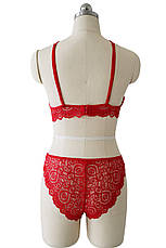 Эротический комплект Сексуальное белье Кружевное белье женское, фото 3