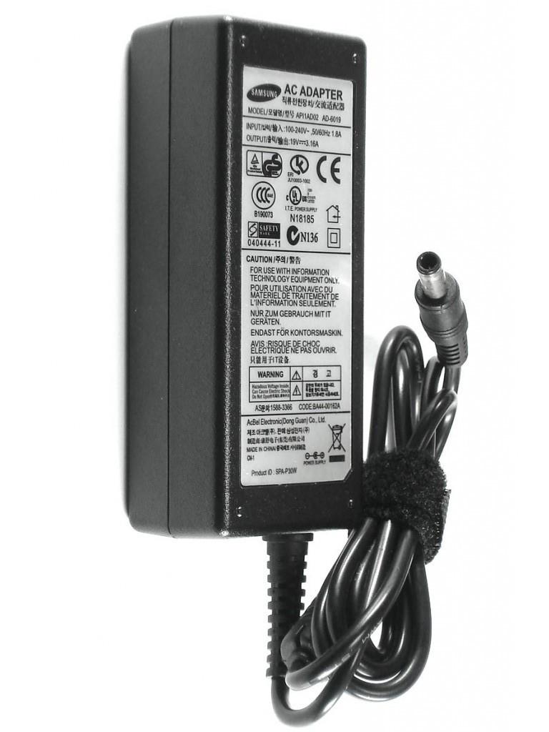 Блок питания Samsung 19V 3.16A 60W 5.5*3.0мм