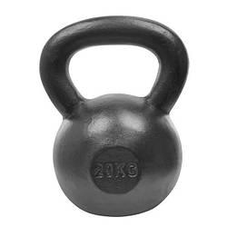 Гиря M 0233-2 20 кг Черный (intM 0233-2)