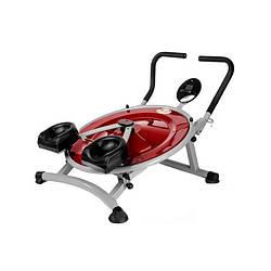 Тренажер Bambi MS 0289 для мышц пресса/бедер/спины 13 кг Красный (intMS 0289)
