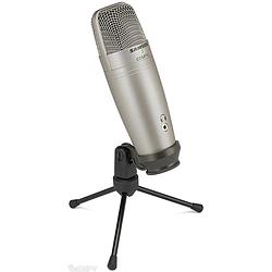 Конденсаторный микрофон SAMSON C01U PRO Silver (10277)