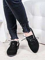 Туфли замшевые Адриана 6852-28, фото 2