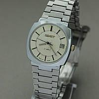 Полет мужские часы на браслете СССР , фото 1