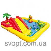 """Детский надувной игровой центр """"Океан"""" Intex 57454"""