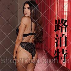 Эротический комплект Кружевное белье Сексуальный комплект, фото 3
