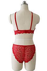 Эротический комплект Кружевное белье Сексуальный комплект, фото 2