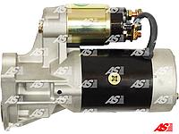 Cтартер для Nissan Primera 2.0 TD. 2.0 кВт. 9 зубьев. Ниссан Примера.
