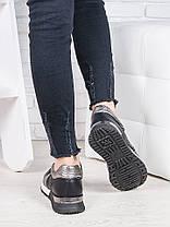 Кроссовки кожаные Хлоя 6869-28, фото 3
