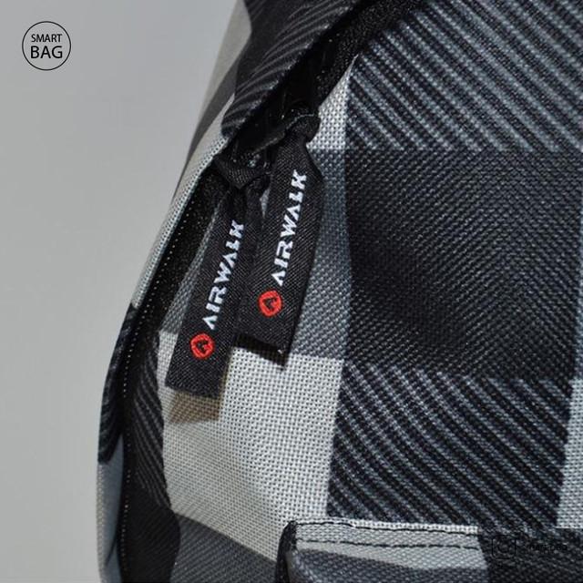 Рюкзак Airwalk All Over Print   серый