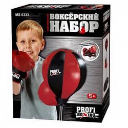 Боксерский набор Profi (MS 0333)