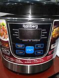 Мультиварка Rainberg 12 программ, 6 л, фото 4