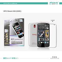 Защитная пленка Nillkin для HTC Desire 500 матовая