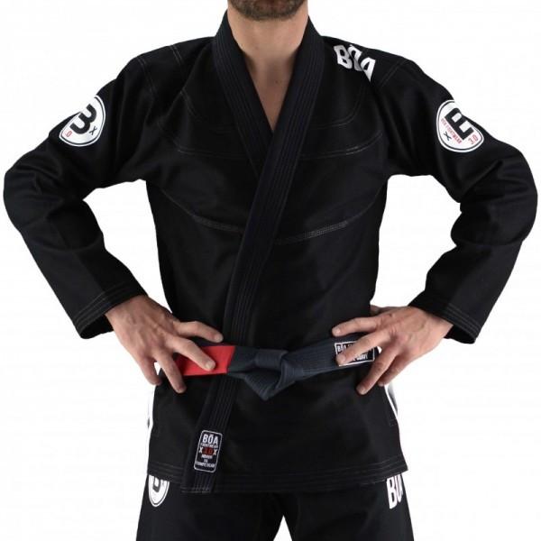 Кимоно для Бразильского Джиу-Джитсу Boa Armor De Competicao V3 Черное