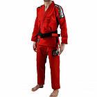 Кимоно для Бразильского Джиу-Джитсу Boa Treinado Красное, фото 4