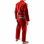 Кимоно для Бразильского Джиу-Джитсу Boa Treinado Красное, фото 5