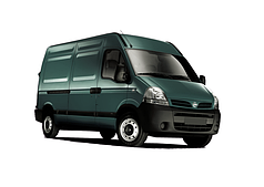 Nissan Interstar (2002 - ... ) Фургон
