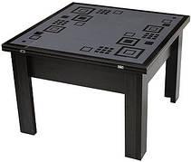 Стол трансформер (рисунок-пескоструй) (ассортимент цветов)