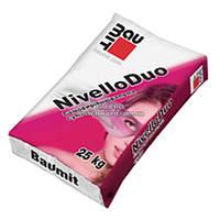 Смесь BAUMIT Nivello Duo самовыравнивающаяся (до 20 мм), 25 кг