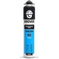 Пена GROVER GF65 монтажная профессиональная, 750 мл