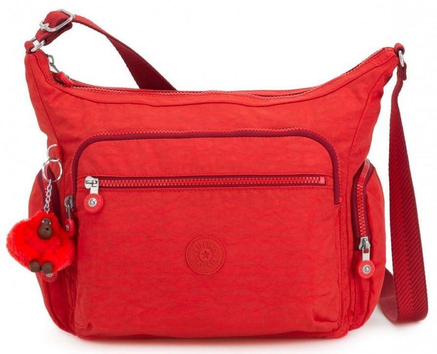 cad549993bde Женская сумка Kipling GABBIE K15255_16P, красный — только ...