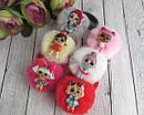 Резинки для волос фатиновые шарики с куклами LOL 12 шт/уп., фото 2