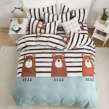 Комплект постельного белья Мишка (евро) Berni