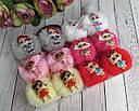 Резинки для волос фатиновые шарики с куклами LOL 12 шт/уп., фото 5