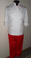 Поварская форма, костюмы для поваров и медиков