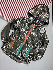 Курточка-ветровка для девочки Orchestra 3-4 года