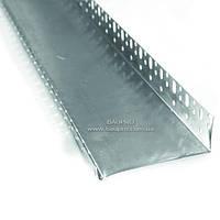 Профиль цокольный MASTERPLAST THERMOMASTER UL 80 мм, 2,5 м
