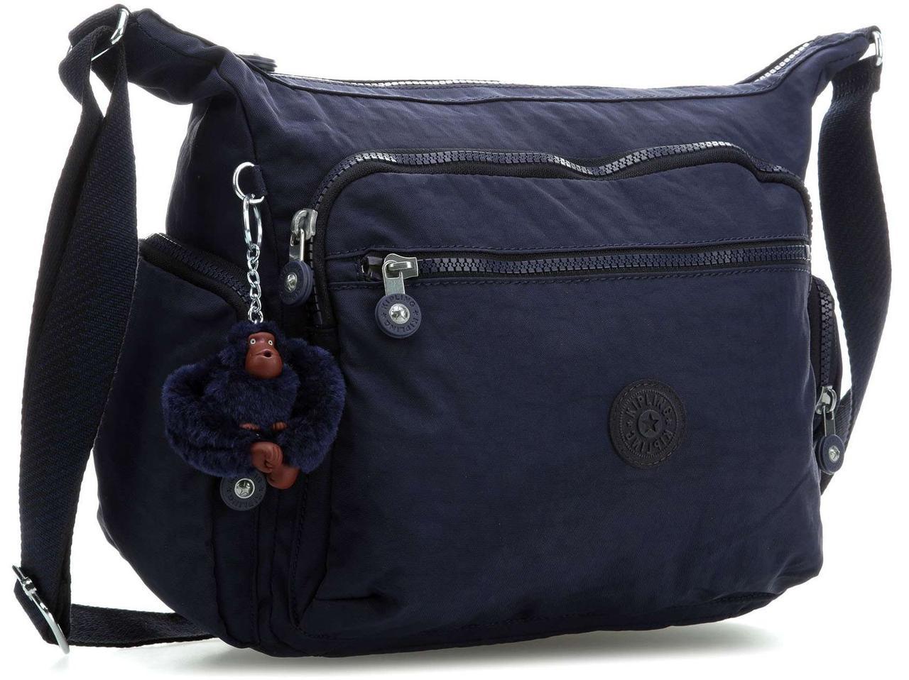 f4c3516a008a Женская сумка Kipling GABBIE K15255_17N, синий — только качественная ...
