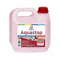Грунт-концентрат ESKARO Aquastop Professional модификатор строительных растворов (1:10), 3 л