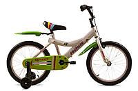 """Детский велосипед 18"""" Premier Bravo White"""